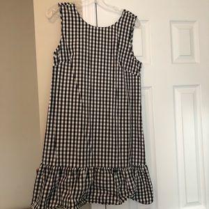 J. Crew Dresses - Gingham dress